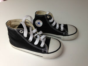 Brand new toddler Converse