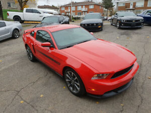 "2012 Mustang GT CS 6spd ""California Special""  1 Owner 32,500KM ."
