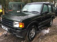 1995 Land Rover Discovery 300Tdi, 7 Seater, New Mot
