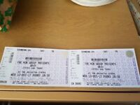 2 x UB40 tickets
