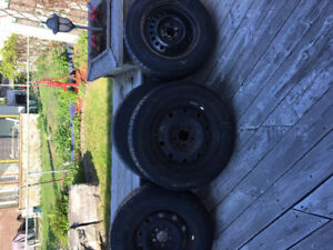 Free tires and rims