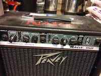Traynor and Peavey Amps!