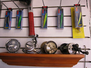 Rods, Reels, Tackle and More!  ***Forest City Pawnbrokers***