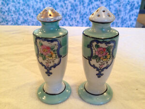 Nippon Hand Painted Salt & Pepper Shakers Kitchener / Waterloo Kitchener Area image 7