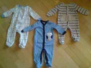 Pyjamas 6-9 mois garçon