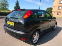Ford Focus 2002 + 12 Months test + belt done + Full Service History + 1.6 + 5 dr