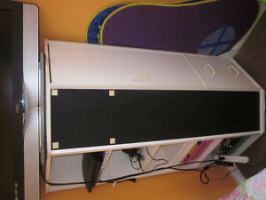 IKEA WHITE SINGLE BED WITH DRESSER FOR SALE delivery available