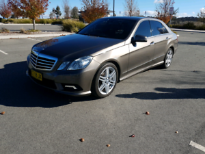 Mercedes benz e350 amg sports package