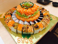 Healthy sushi cakes for all occasions!