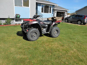 Quad and Trailer for sale