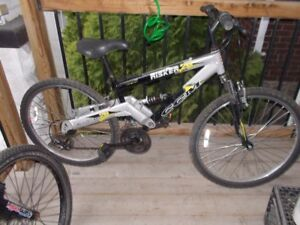 MOUTAIN BIKES FOR SALE
