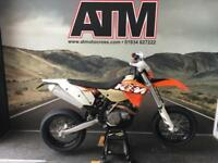 KTM EXCF 450 2011 SUPERMOTO / ENDURO BIKE, MINT, RECENT REBUILD (ATMOTOCROSS)