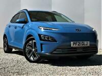 2021 Hyundai Kona 64kWh Premium Auto 5dr (10.5kW Charger) SUV Electric Automatic