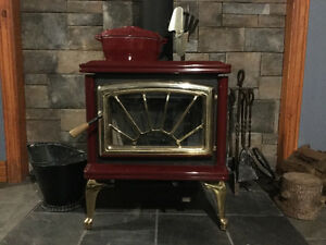 Pacific Energy Classic wood stove