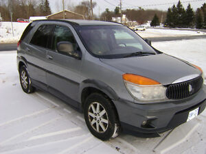 2004 Buick Rendezvous CX SUV, Crossover AWD & ANOTHER FOR PARTS