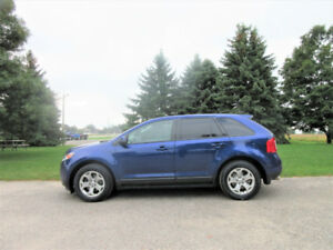 2013 Ford Edge SEL-  Leather & Navigation.  ALL NEW BRAKES!!