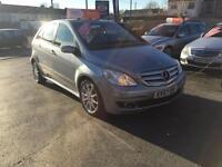 Mercedes-Benz B180 2.0TD SE IN METALLIC SILVER