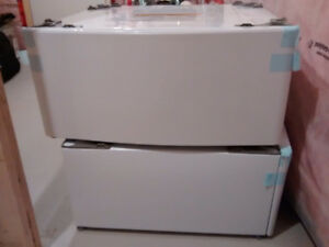 2 new Pedestals for Washer and  Dryer Kenmore.