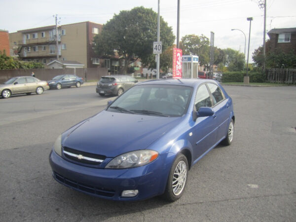 Used 2006 Chevrolet Optra