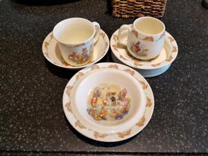 Bunnykins bone china