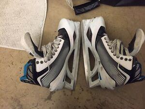 Bauer Reactor 6000 Goalie Skates size 11