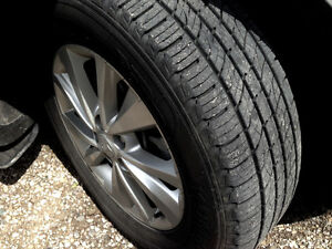 Like New - Kumho Crugen Tires