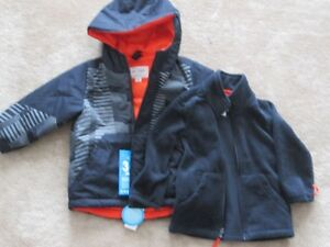 Boys 3 in 1 Jacket - never worn Size 3T