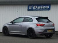 2017 Seat Leon 1.4 EcoTSI 150 FR Technology 3dr 3 door Coupe