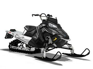 "2017 Polaris 800 RMK Assault 155 2.6"" Series 6.0"