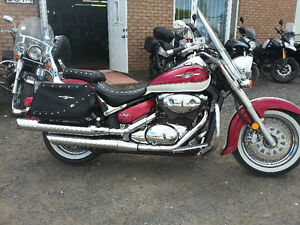 Reduced 2008 Suzuki C50T only $4950 or $130 per month OAC