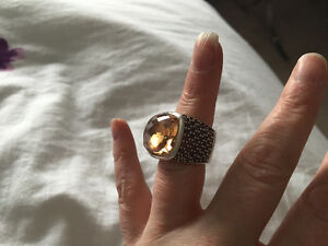 Thomas sabo ring size 7 1/4