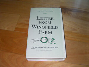 Letter from Wingfield Farm by Magic Lantern Communication