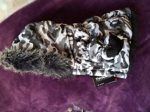 2 Parkas and 3 pairs of boots (dogs) Kitchener / Waterloo Kitchener Area image 1