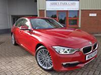 2013 (63) BMW 320D 2.0 D ( 184bhp ) ( s/s ) Luxury - Red