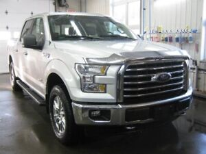 """Ford F-150 4WD SuperCrew 145"""" 2017"""