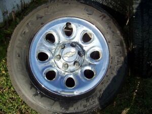 Chevy/GMC Pick Up Wheels and Tires