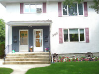 East Kildonan One Bedroom Upper Suite In 4 Plex