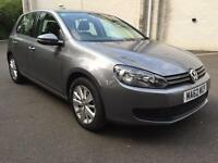 2012 Volkswagen Golf 1.4 TSI ( 122ps ) Turbo,Match, AC 1 Owner, Low Miles, FSH,