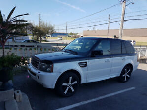 2010 Land Rover  Supercharge