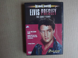 FS: Elvis Presley DVD's London Ontario image 1
