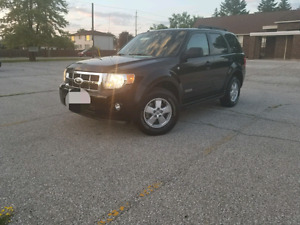 2008 FORD ESCAPE XLT (LOADED)