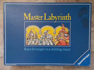 Master Labyrinth by Ravensburger-1991, 1997-Complete London Ontario image 1