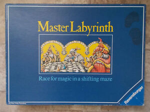Master Labyrinth by Ravensburger-1991, 1997-Complete