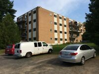 2 & 1 Bedroom Apartments available for rent in Bracebridge