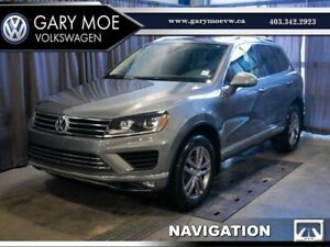 2016 Volkswagen Touareg Highline  - 	Navigation