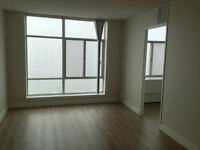 A private bedroom with beautiful lakeview in downtown core
