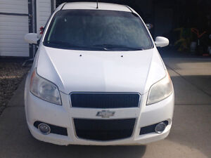 2009 Chevrolet Aveo LS Wagon Perfect Commuter Car