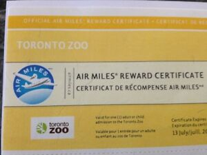 Toronto Zoo tickets
