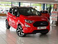 2018 Ford Ecosport 1.0 St-line EcoBoost 5DR Suv Petrol Suv Petrol Manual