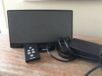 SOLD - Bose iPod sound dock In black